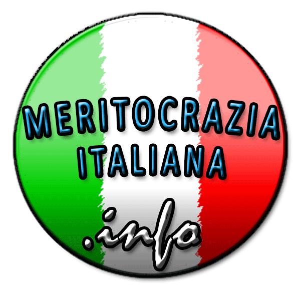Meritocrazia Italiana